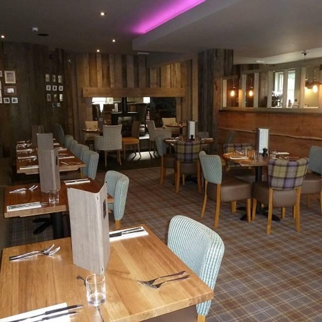 The Tal Y Cafn Restaurant Menu