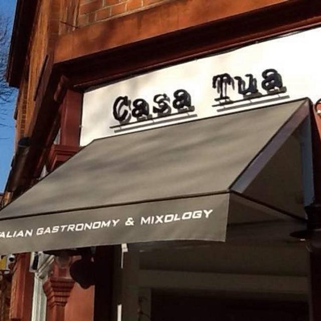 Casa Tua King's Cross, London