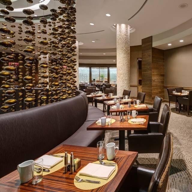 Promenade Bubble Wall - Promenade Restaurant @ The Hilton Post Oak, Houston, TX