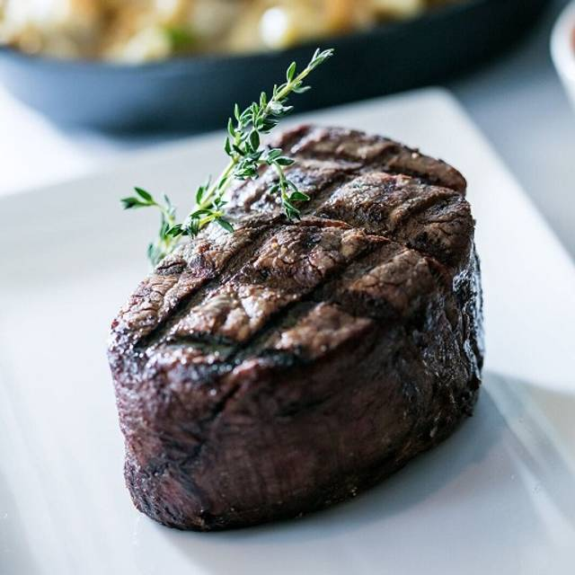Filet Mignon - Shula's Steak House - Indianapolis, Indianapolis, IN