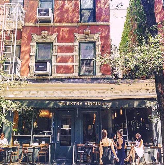 Extra Virgin Restaurant, New York, NY