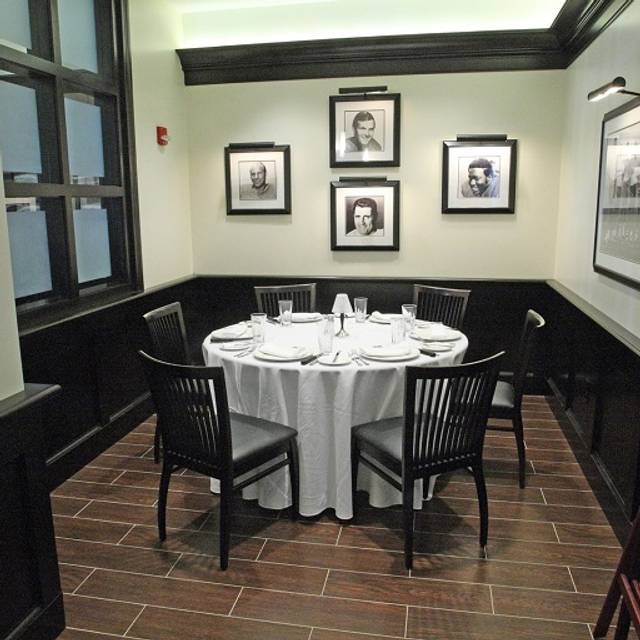 Private Dining - Shula's Steak House - Hilton Richmond Hotel & Spa, Richmond, VA