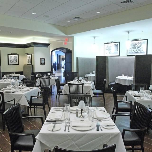 Dining Room - Shula's Steak House - Hilton Richmond Hotel & Spa, Richmond, VA