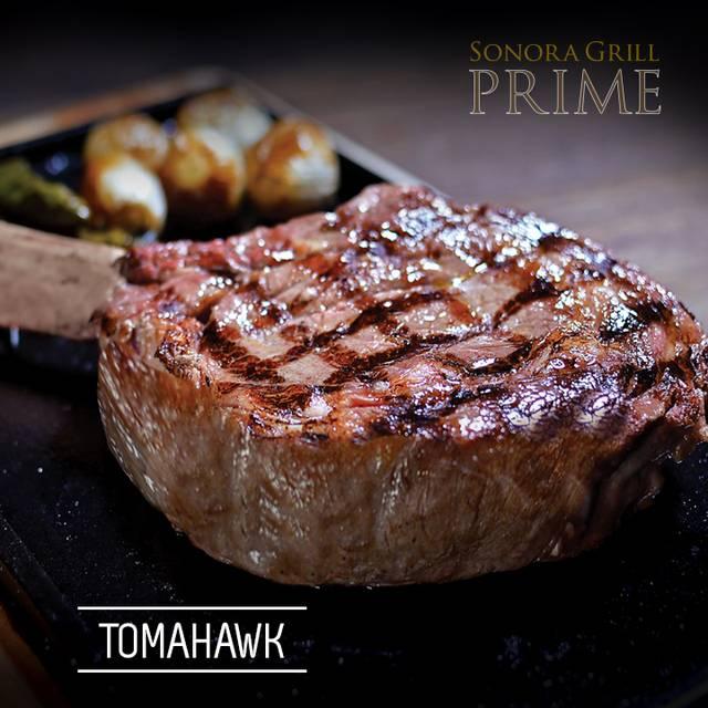 Tomahawk - Sonora Grill Prime - Puerta de Hierro, Guadalajara, JAL