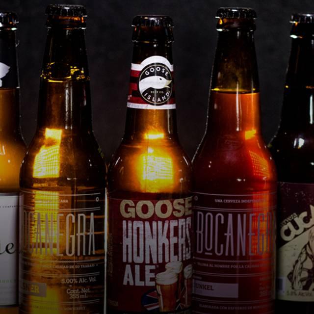 Cervezas Artesanales - Sonora Grill Prime - Puerta de Hierro, Guadalajara, JAL