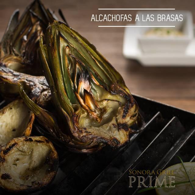 Alcachofas - Sonora Grill Prime - Puerta de Hierro, Guadalajara, JAL