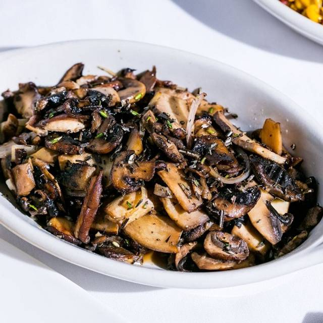 Sauteed Mushrooms - Shula's Steak House - Chicago, Chicago, IL