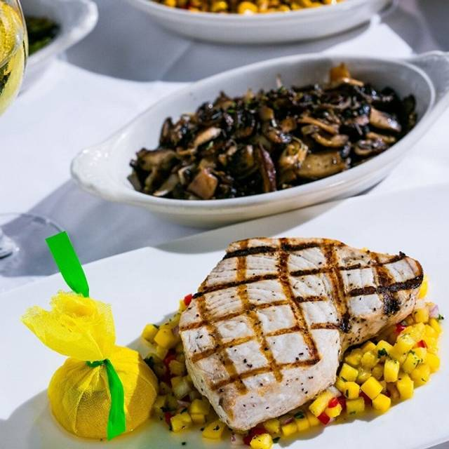 Grilled Fish - Shula's Steak House - Chicago, Chicago, IL