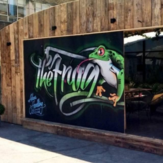 Frog E1, London