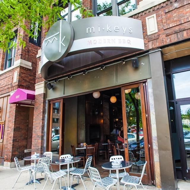 Mikey's, Milwaukee, WI