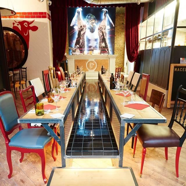 Il Macellaio Restaurant London