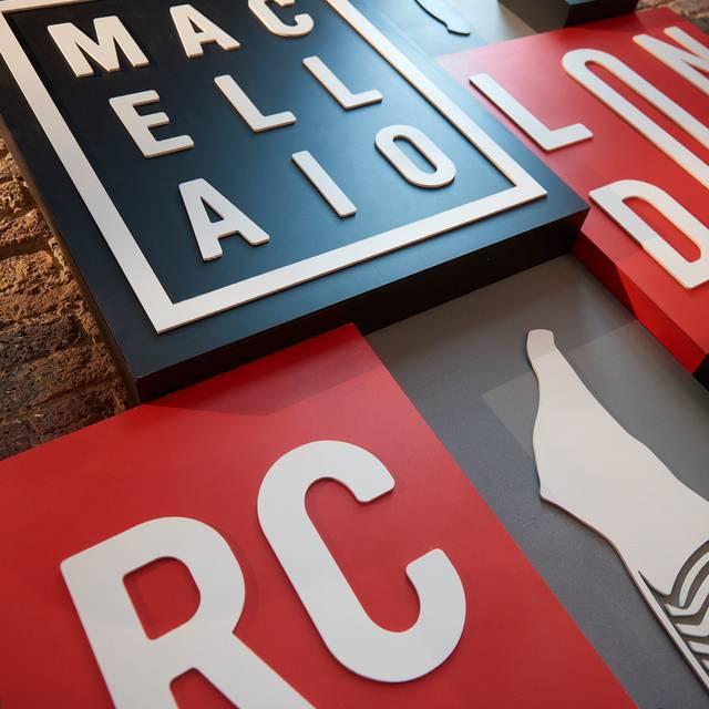 Macellaio RC Union Street, London