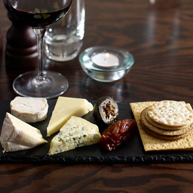 Cheese - The Brasserie at Wivenhoe House Hotel, Colchester, Essex