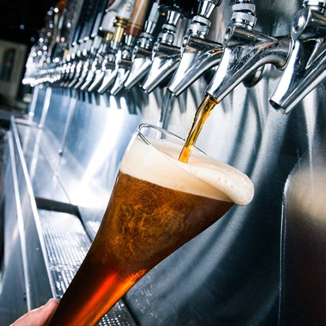 Beer By The Half Yard - Yard House - Newport Beach, Newport Beach, CA