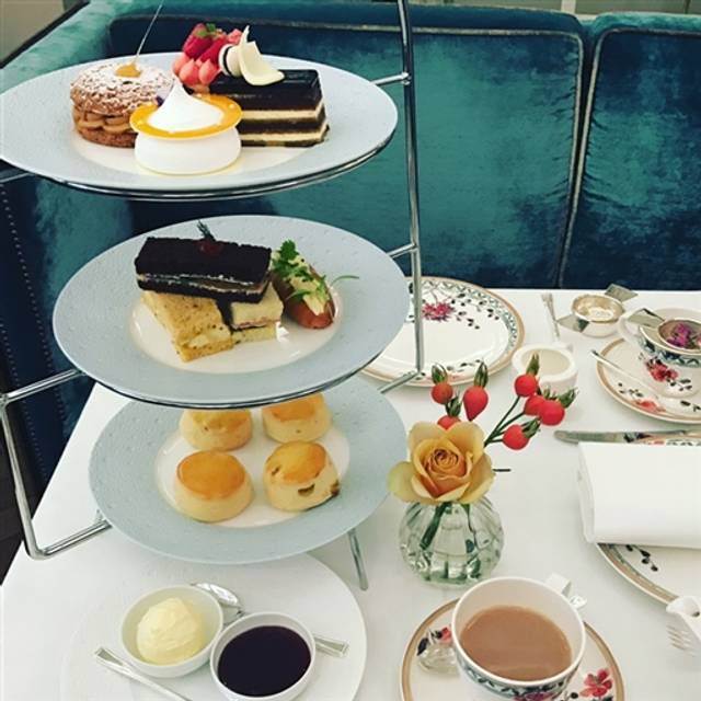 Afternoon tea at Flemings Mayfair, London