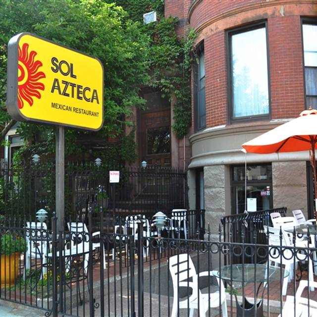 Sol Azteca Restaurant, Boston, MA