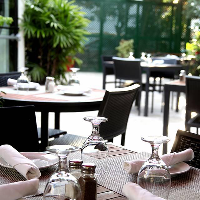 Garden - Babylon Turkish Restaurant, Miami Beach, FL