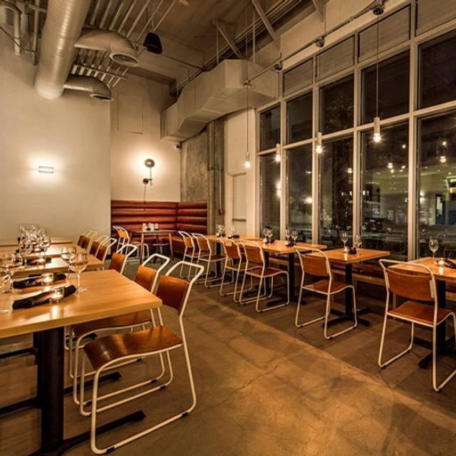 Commerson Restaurant - Commerson Restaurant, Los Angeles, CA