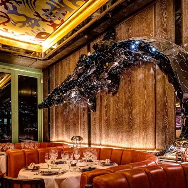 Sexy Fish - London, | OpenTable