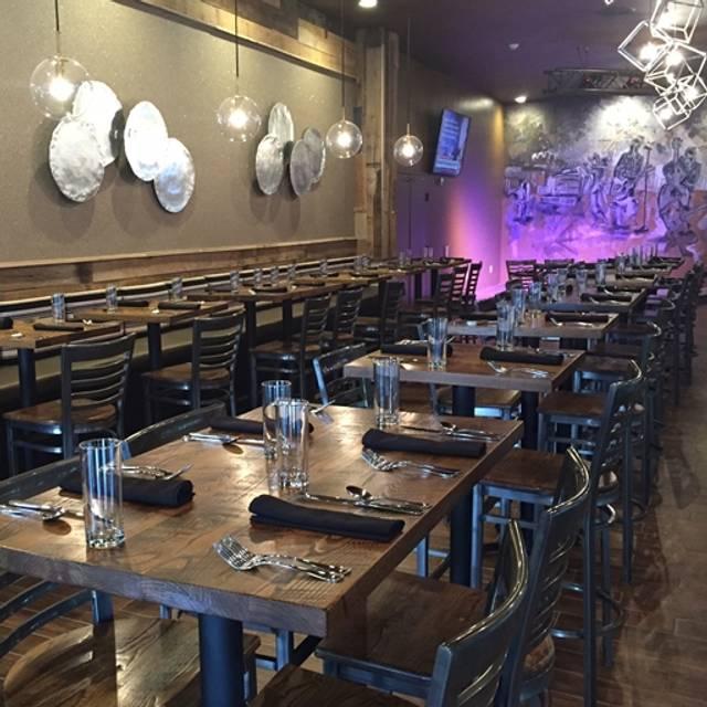 Somewhere Restaurant Louisville Menu