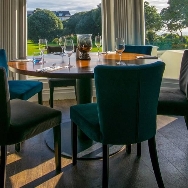 The Cliffe Restaurant @ The View Hotel, Folkestone, Kent