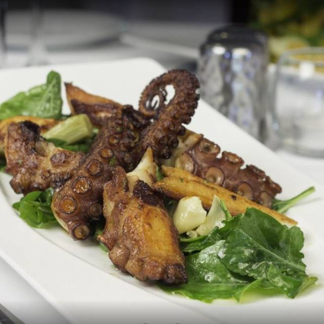 Octopus - Novello Restaurant & Bar, Boca Raton, FL