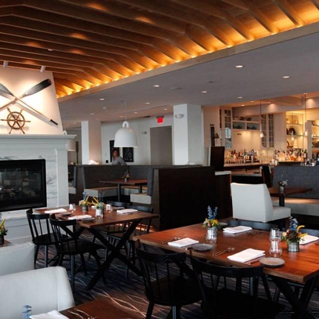 Urbanski Cliffhouse   - The Tiller Restaurant at Cliff House, Cape Neddick, ME