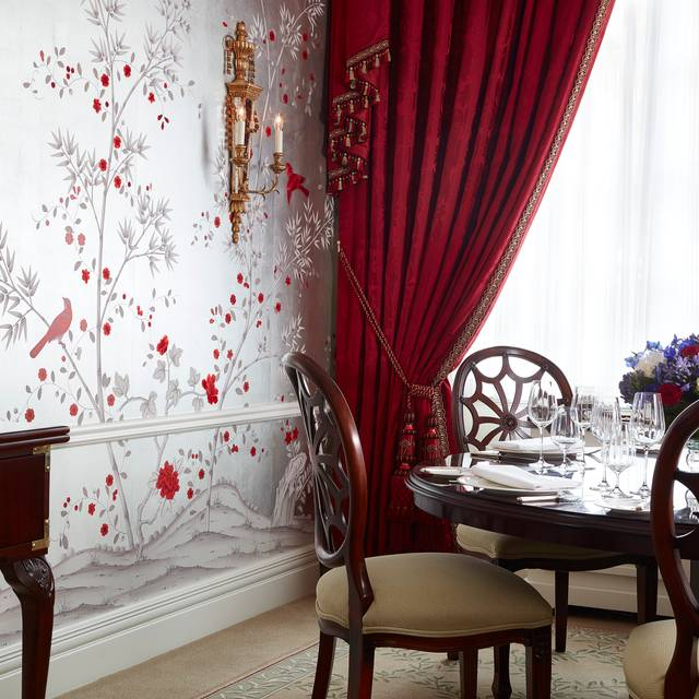 Silver Dining Room: The Goring Dining Room - London,
