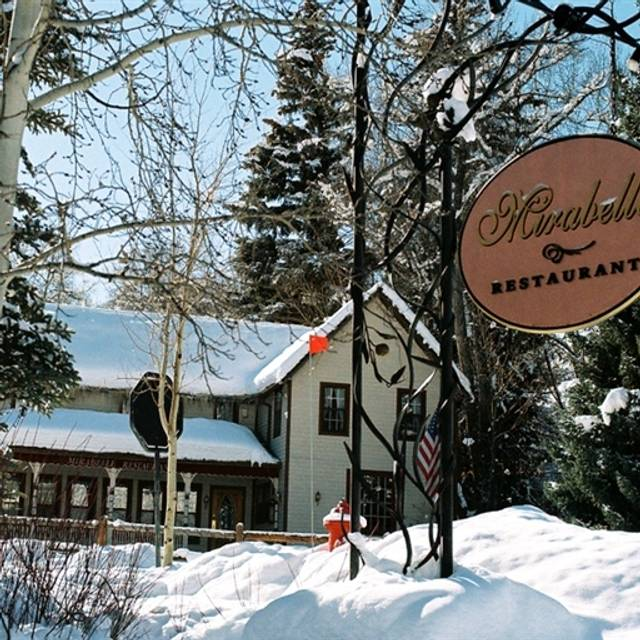 Mirabelle Restaurant, Avon, CO