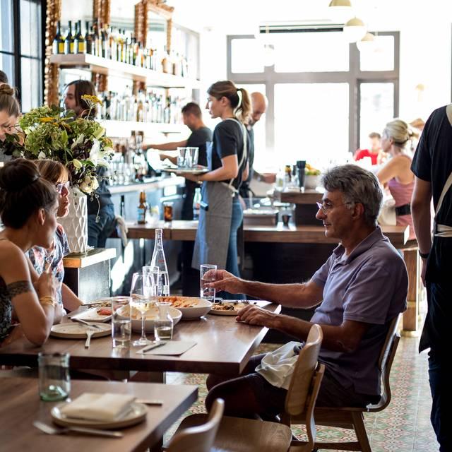Diningroom - Loquita, Santa Barbara, CA