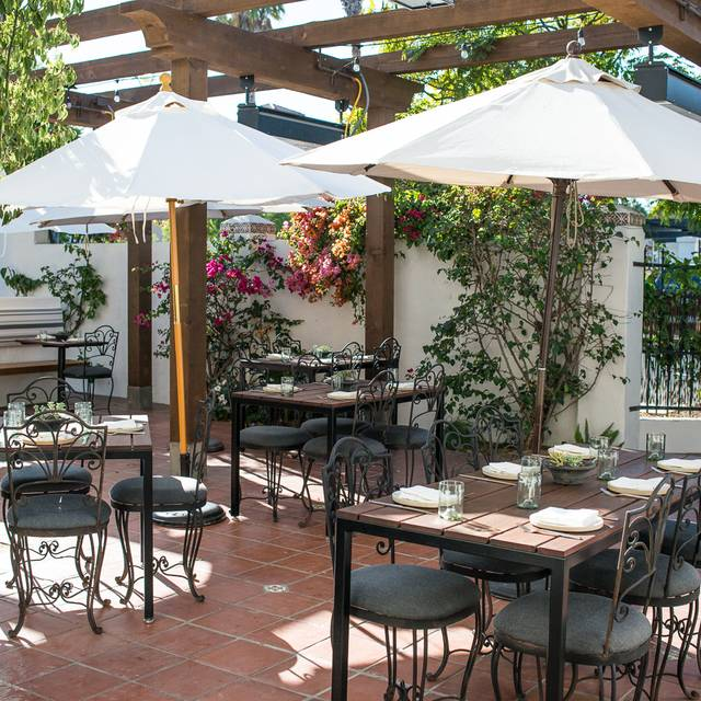 Patio - Loquita, Santa Barbara, CA