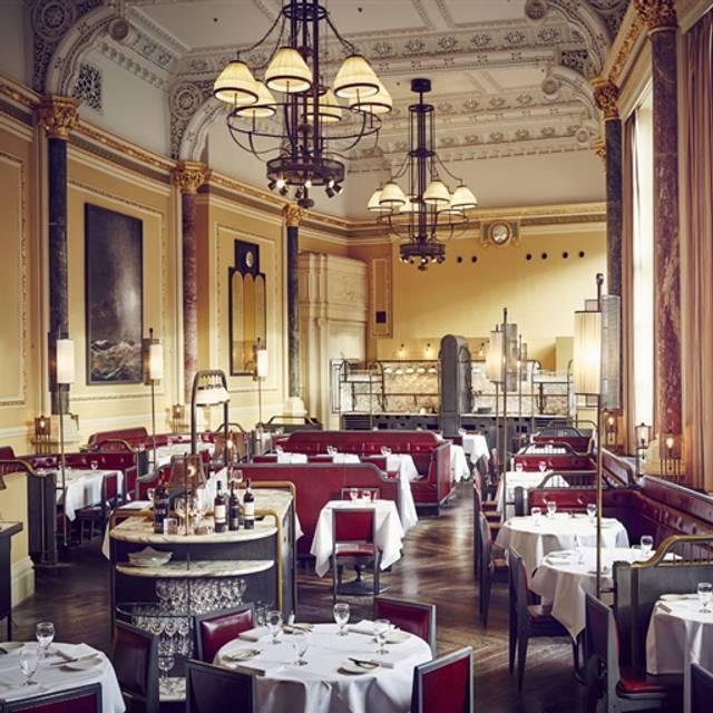 The Gilbert Scott, London