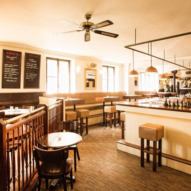 amadeus restaurant bar restaurant stuttgart bw opentable. Black Bedroom Furniture Sets. Home Design Ideas