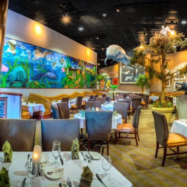 Everglades Restaurant at Rosen Centre, Orlando, FL
