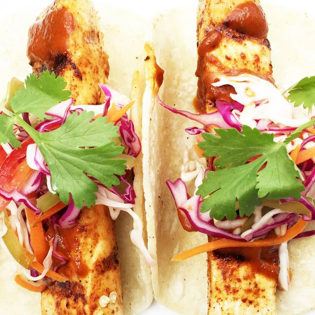 Ahi Tacos - Tortilla Republic Grill & Margarita Bar, Koloa, HI