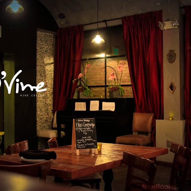 DVine Lounge Bar Restaurant
