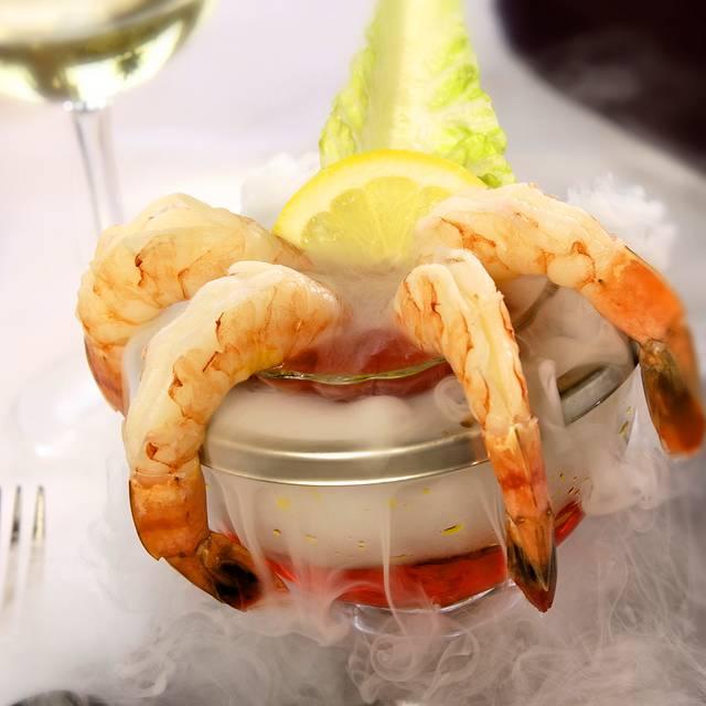 Eddie's Smokin' Shrimp Cocktail - Eddie Merlot's Prime Aged Beef & Seafood - Scottsdale, Scottsdale, AZ