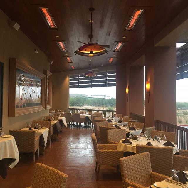 Patio - Eddie Merlot's Prime Aged Beef & Seafood - Scottsdale, Scottsdale, AZ