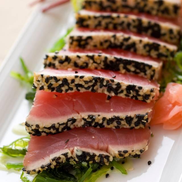 Ahi Tuna - Eddie Merlot's Prime Aged Beef & Seafood - Scottsdale, Scottsdale, AZ