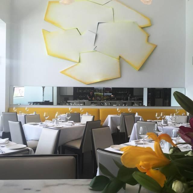 Yellow Flower Main - Bistecca, Houston, TX