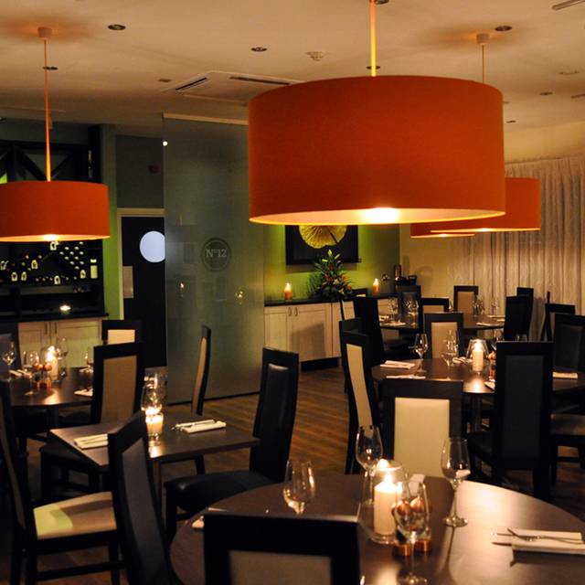 No. 12 - No. 12 Restaurant, Kingswood, Surrey