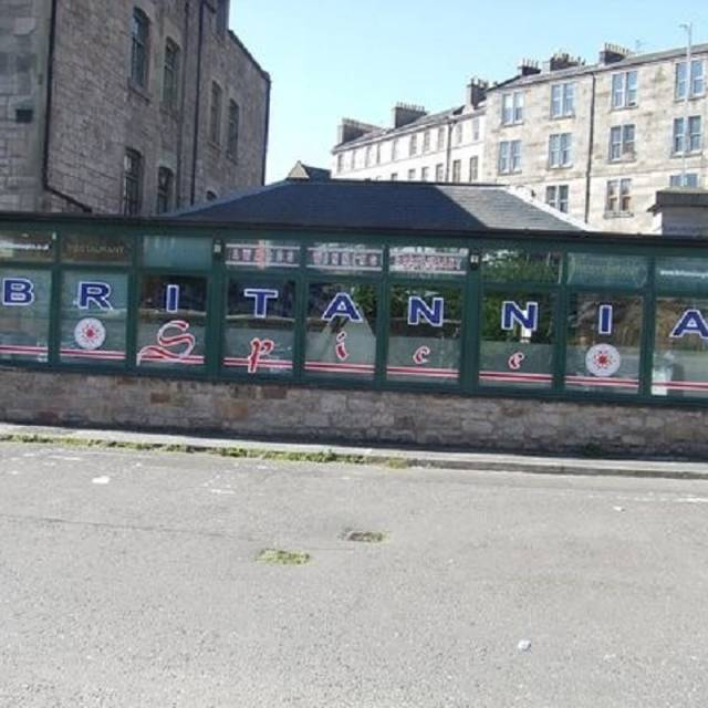 Britannia Spice, Edinburgh