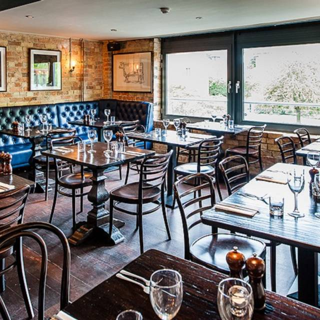The River Bar Steakhouse & Grill, Cambridge, Cambridgeshire