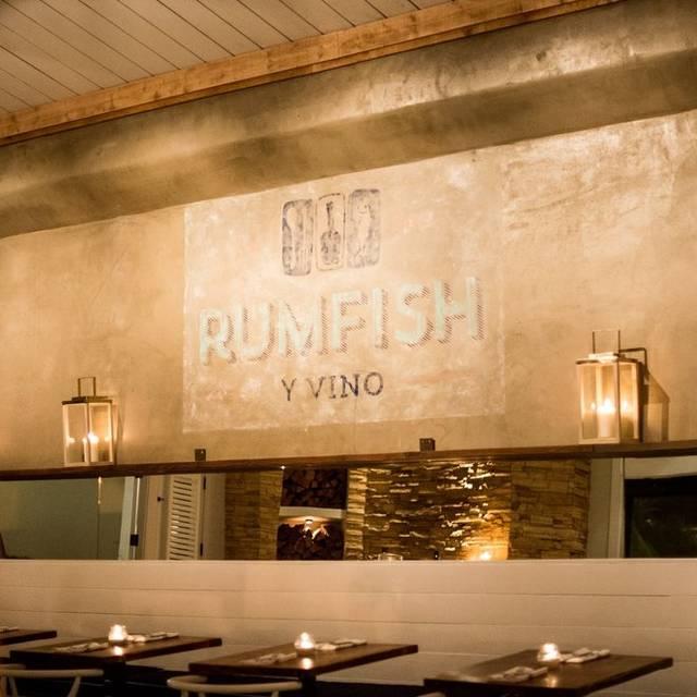Rumfish Y Vino Ventura Ca