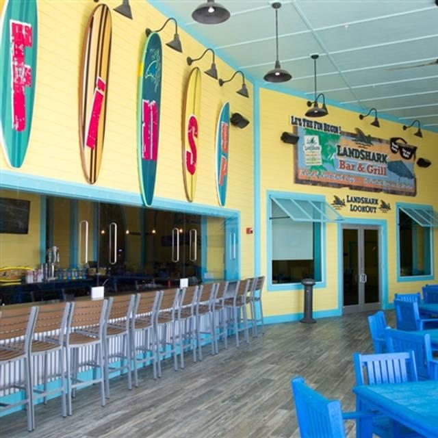 Landshark Bar And Grill Biloxi
