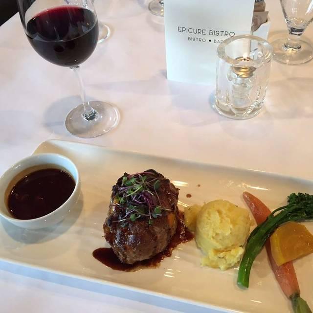 Epicure Restaurant Barrington Il