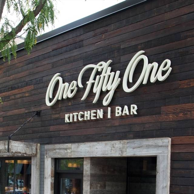 One Fifty One Kitchen & Bar, Elmhurst, IL