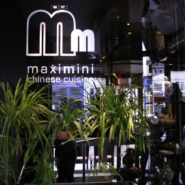 Maximini Chinese Restaurant, London