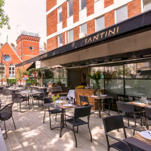 Santini, London