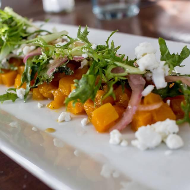 Butternut Squash Salad - Twenty Manning Grill, Philadelphia, PA
